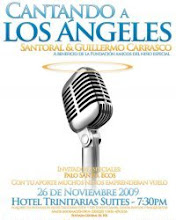 Cantando a los ngeles: Jueves 26 de Noviembre de 2009 - 7:30 pm / Hotel Trinitarias Suites. Barqto