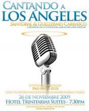 Cantando a los Ángeles: Jueves 26 de Noviembre de 2009 - 7:30 pm / Hotel Trinitarias Suites. Barqto