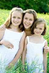 My Girls.  My Inspiration.