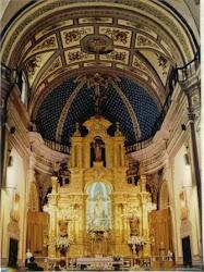 Parroquia de la Merced-Xàtiva