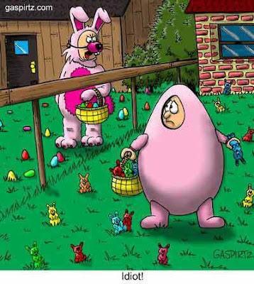 Easter Comic