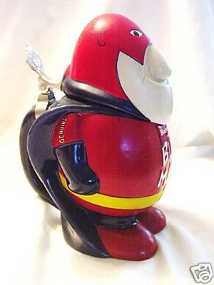 Budman Collectible Mug sideview