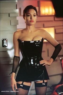 Angelina Jolie Catwoman Rumor