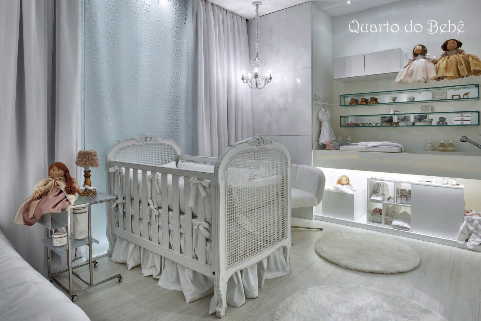 O Quarto do bebê do Casa Cor 2010  Era Uma Casa