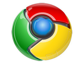 google chrome web browser logo