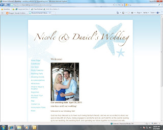 Wedding Website photo 1