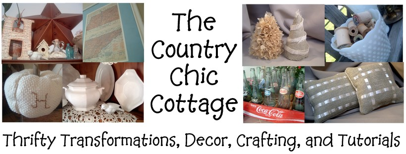 ***    THE COUNTRY CHIC COTTAGE   ***
