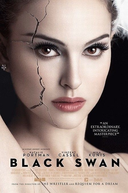 Black Swan Film Poster Movie . #1 Black Swan