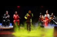 Flamenco Dance Spanish Al Andalus Bulerias