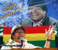 Morales marca el siglo XXI boliviano y se planta contra el imperialismo. Por Coco Cuba. 07-12-2009