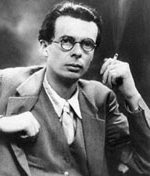 Aldous Huxley. 29-11-2010