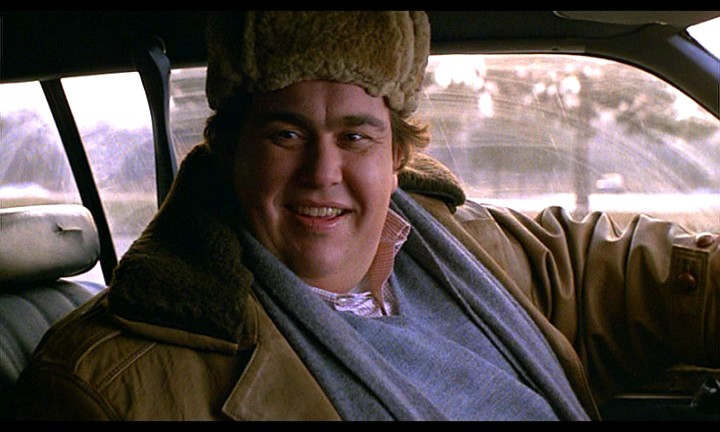 ... this hat. It angers a lot of people, just the sight of it. -Uncle Buck
