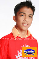 Nan Clenuar of Pinoy Big Brother Teen Edition Plus