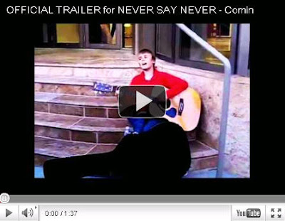 justin bieber never say never 3d poster. Watch quot;Never Say Never 3Dquot;