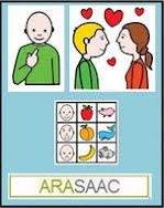 Este blog también utiliza pictogramas de ARASAAC
