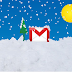 Happy holidays from Gmail !