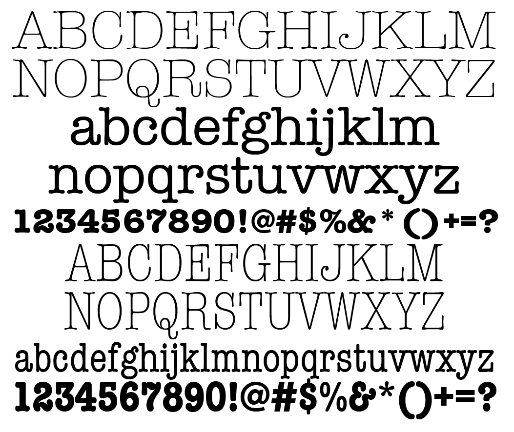 Typewriter Tattoo Font Generator 25 Best Ideas About Typewriter