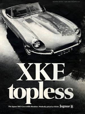 Jaguar Xke Coupe. 1969 Jaguar Xke Coupe