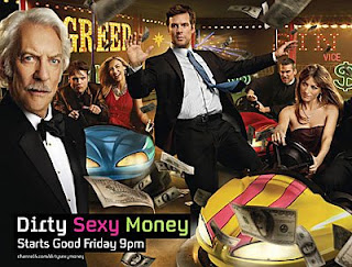 Dirty Sexy Money is on Channel 4 on Good Friday - It's Fashion, Dahling!