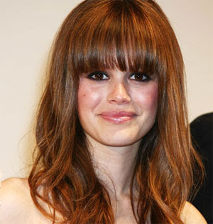 Rachel Bilson gets a fringe - It's fashion, dahling!