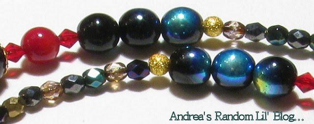 Andrea's Random Lil' Blog