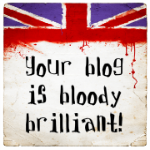 Bloody Brilliant Blog Award