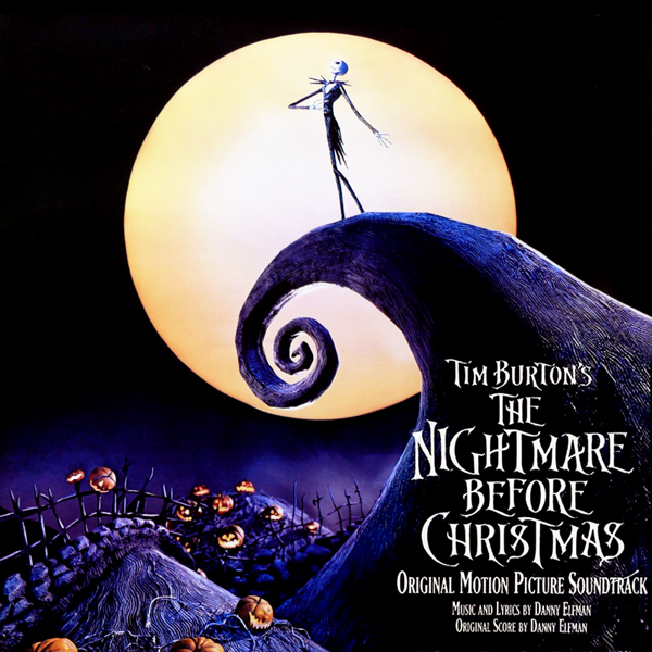 Album Art Vault: The Nightmare Before Christmas
