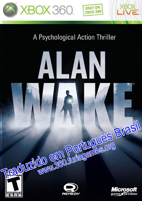 Alan+Wake+PT BR+FREE+XBOX+360 Download Alan Wake em Português Xbox 360