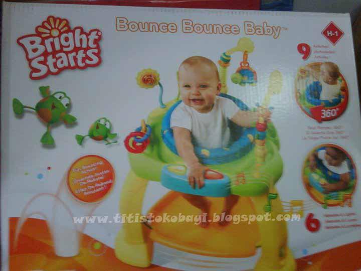 Toko Perlengkapan Baby: Bouncher
