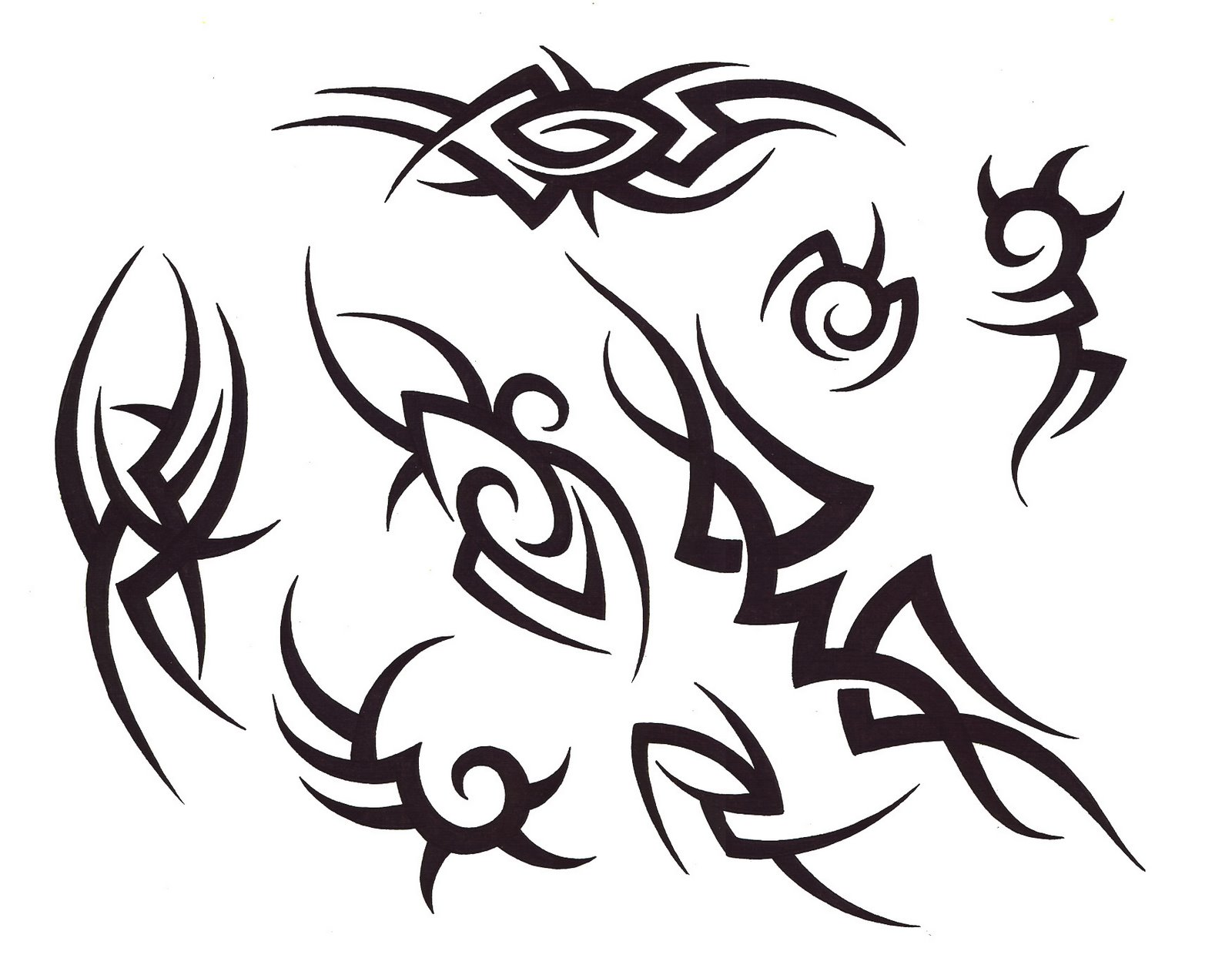 Tattoo designs 2013 tribal tattoo design for Free tattoo design