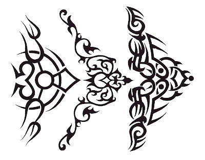 tribal tattoo designs. Free tribal tattoo designs 109