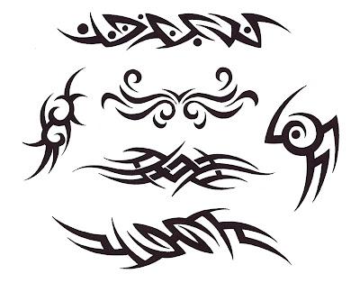 Free tribal tattoo designs 122 · Free