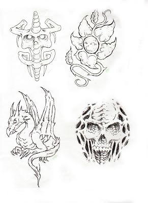 graphic about Free Printable Tattoo Designs named Tattoo Styles Totally free Printable