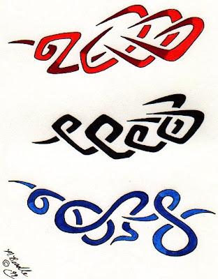 Free tribal tattoo designs 179