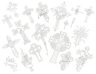 Free tattoo flash designs 64