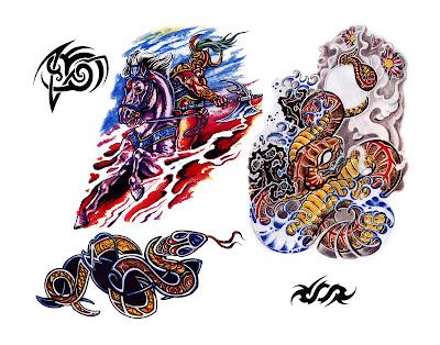 Free tattoo flash designs 85 | Tattoo Art Designs Gallery