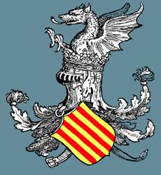 escut reial històric