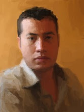 Edgar Silva selfportrait