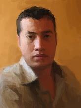 Edgar Silva selfportrait