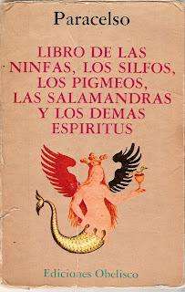 Libro De Las Ninfas, Los Silfos, Los Pigmeos, Las Salamandras Y Los Demás Espíritus