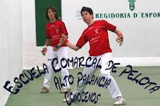 Escuela Comarcal de Pelota ¡¡CONÓCENOS!!