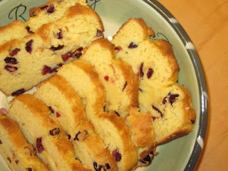 Orange Cranberry Bread | Gluten-Free Baking for Fall | MoneywiseMoms