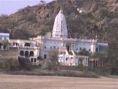 Maa Shakambari temple -Sambar lake, Rajasthan