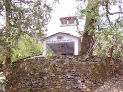 Maa Shakambari temple- Triyuginarayan, Kedar hills, Uttrakhand