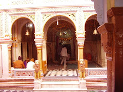 Maa Shakambari temple - Sikar, Rajasthan