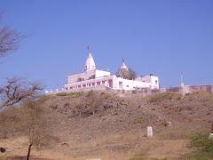 Maa Shakambari temple, Kuchaman city, Rajasthan