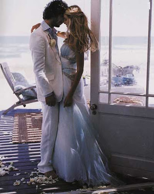 Groom Attire  Beach Wedding on East Side Bride  Groom Style  A Beach Wedding