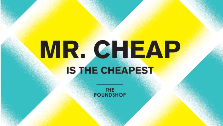 THE ONE POUNDSHOP