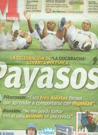 Marca, 27/09/2005