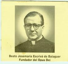 Jose Maria Escrivá de Balaguer